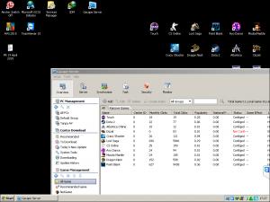 Desktop Gacape Server